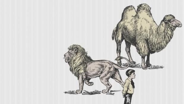 nietzsche camello león niño transvalorar todos los valores