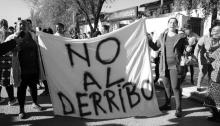 Manifestación gitana
